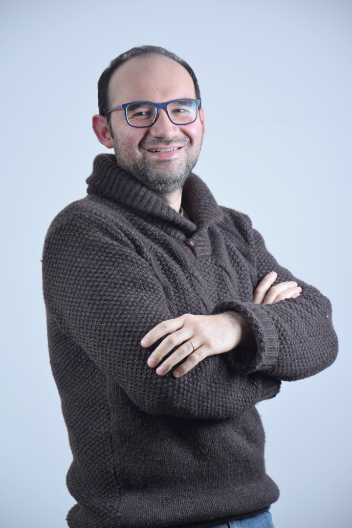 Arnoldo Ferrada Director Periodístico