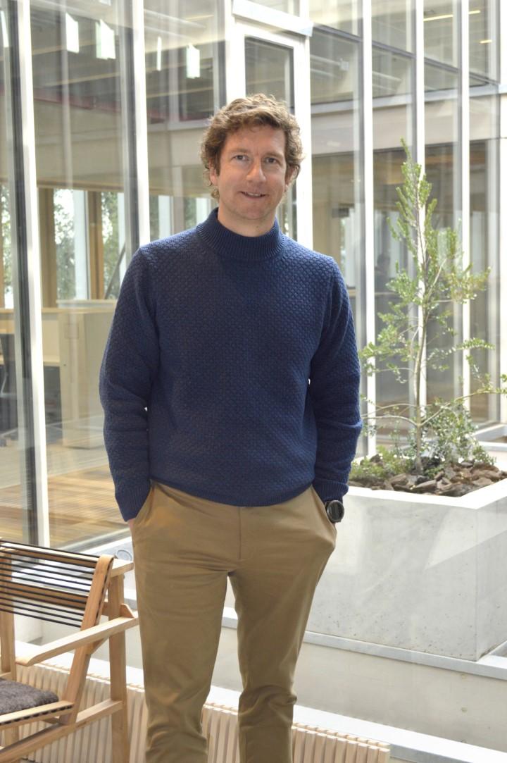 Augusto Robert, Gerente de Asuntos Públicos y Sostenibilidad de  CMPC Celulosa - Los Ángeles