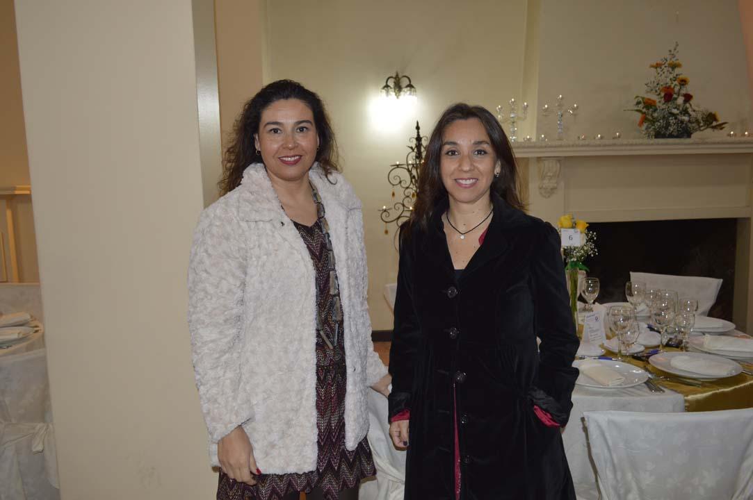 Denisse Castillo y Edita Vidal