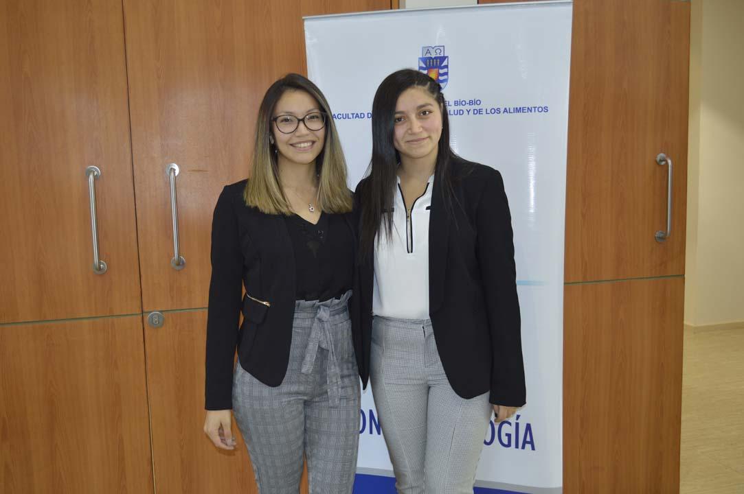 Lorena Vergara y Juanita Vera