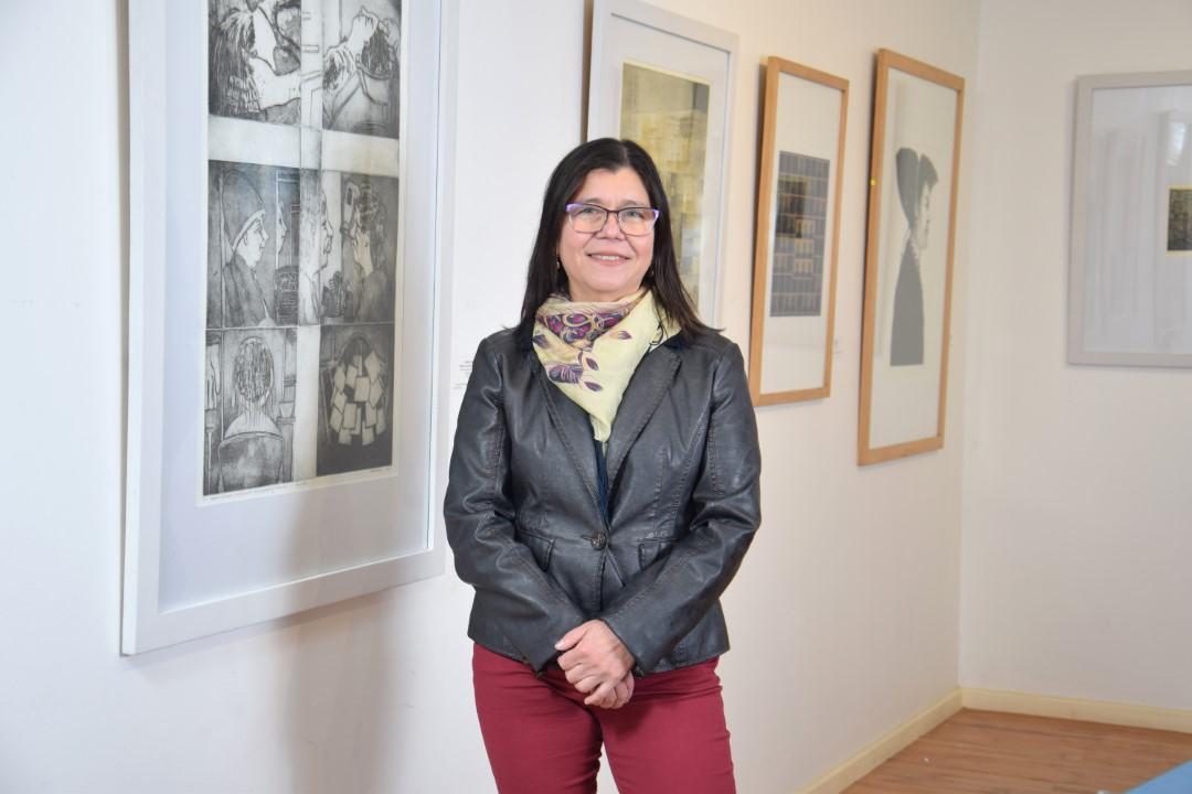 Dra. Helen Díaz, Directora General Universidad de Concepción