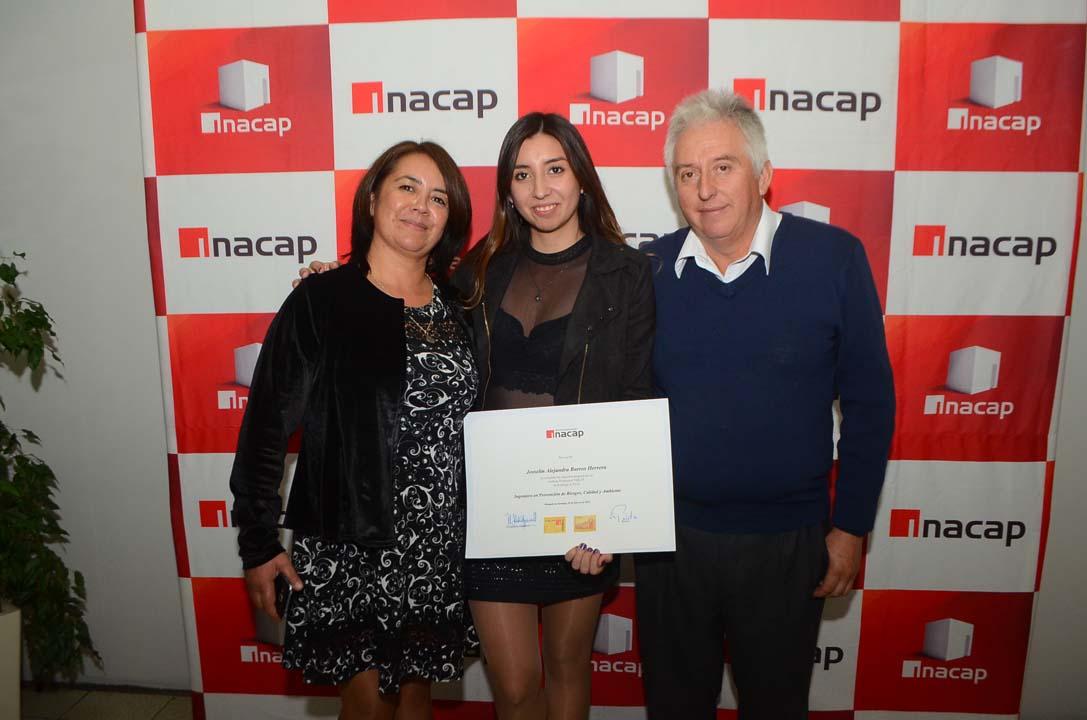 Jeannette Herrera, Josselin Barros e Iván Barros