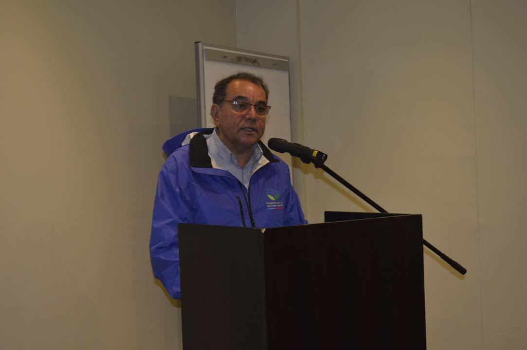 Rodolfo Campos, Subdirector FIA