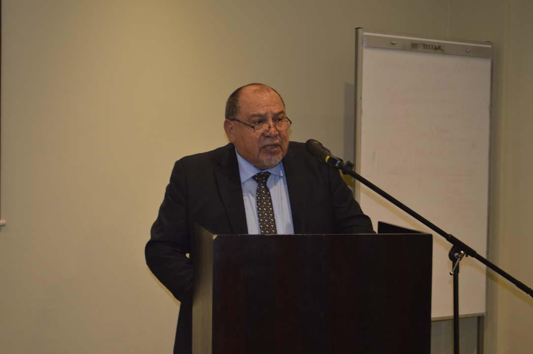 Domingo Sáez, Subdirector de Innovación UBB