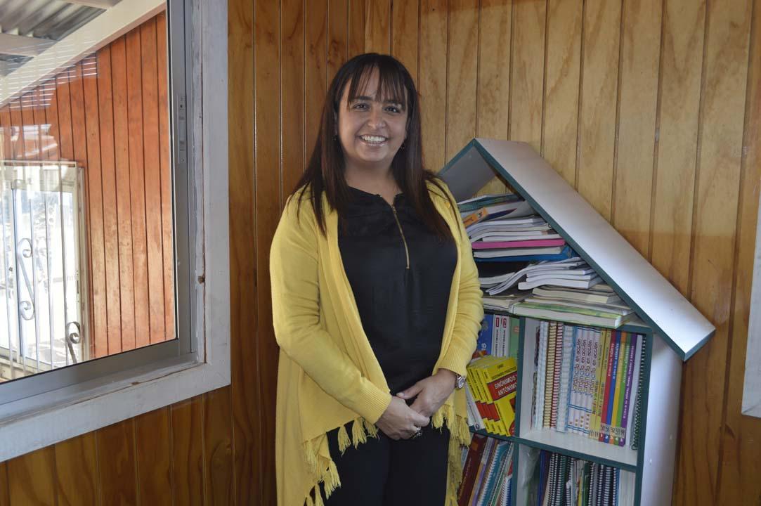 Carolina Casabón, directora