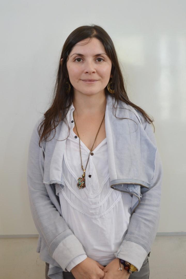 Claudia Rodríguez, psicóloga