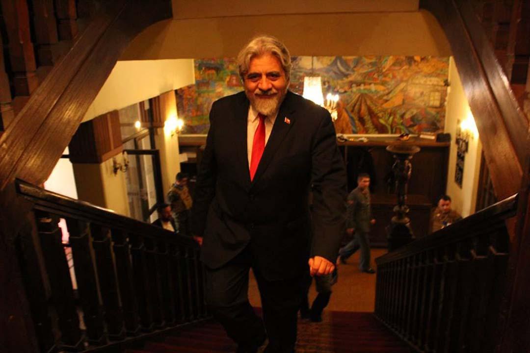 Roberto Poblete. Créditos Constanza Reyes