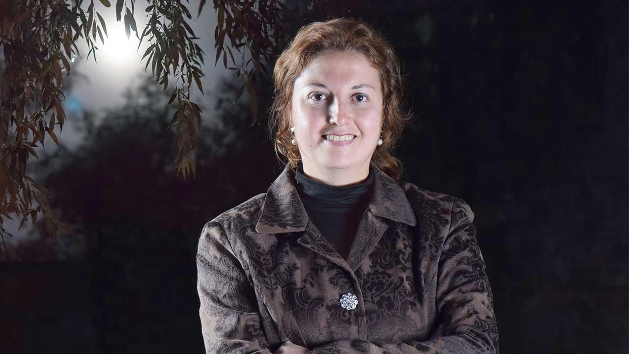 Photo of Ingrid Quezada, Directora Regional ProChile Ñuble
