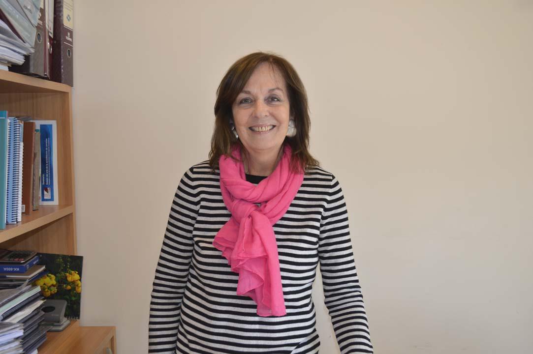Mg. Verónica Barrón, Departamento de Nutrición y Salud Pública