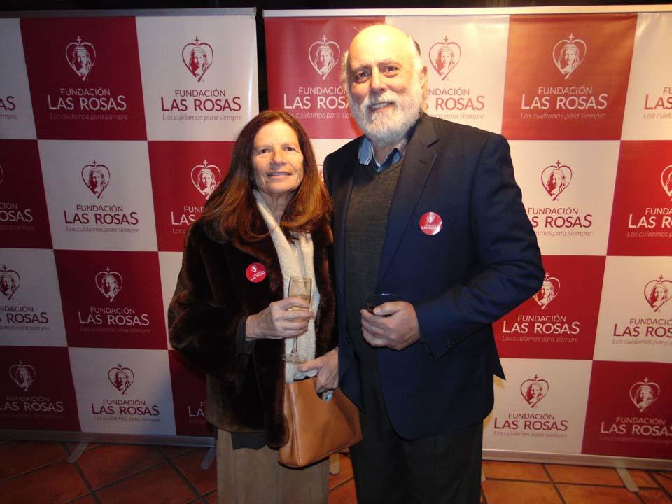 Isabel Miranda y Juan Barriga Tuñón