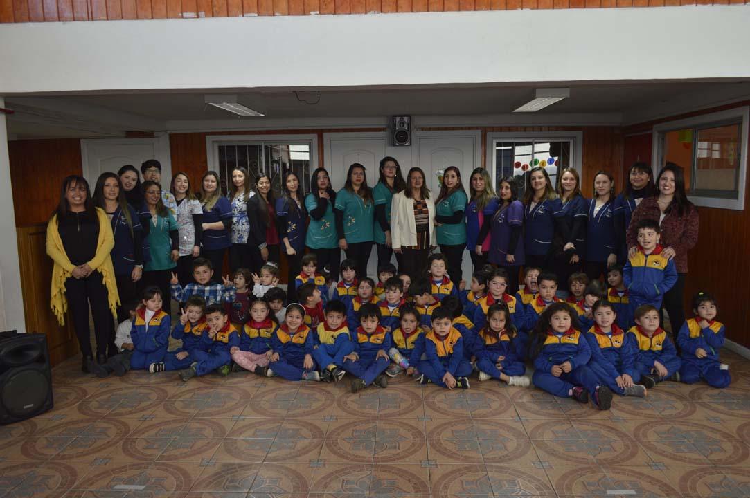 Colegio Veinte de Agosto, Jardín Infantil y Escuela de Lenguaje