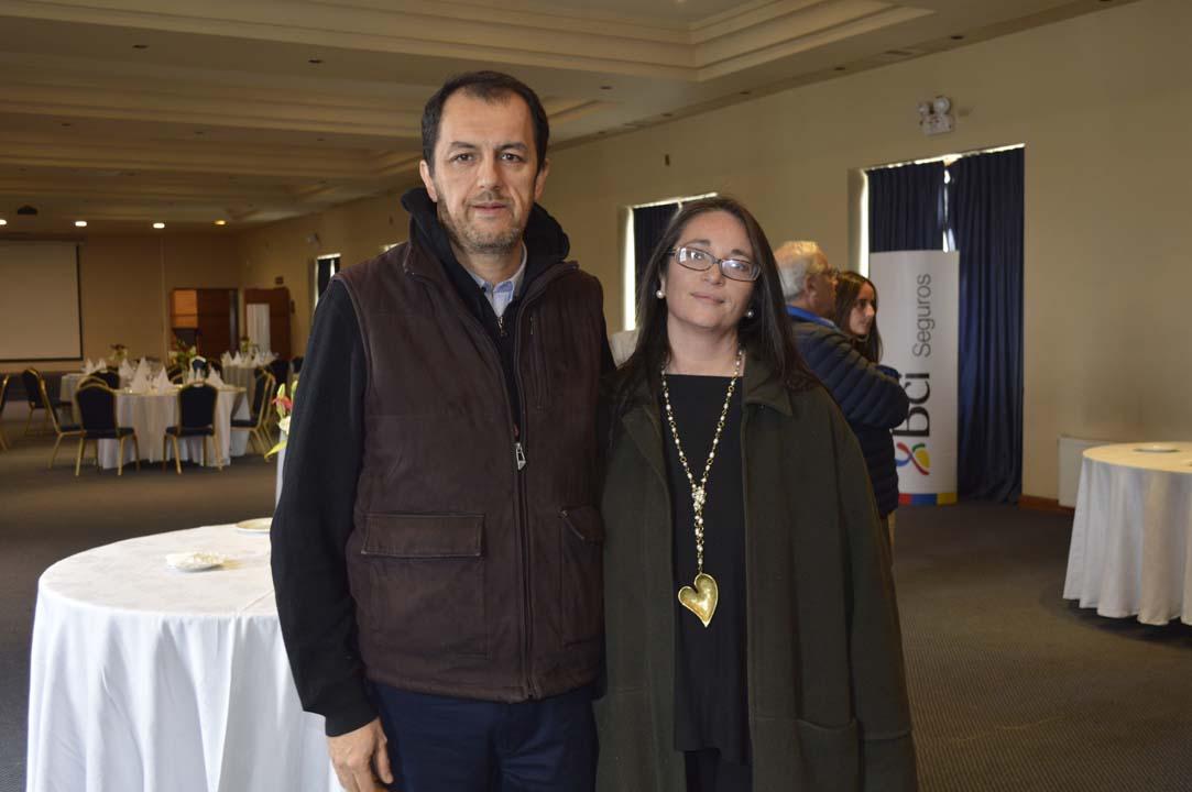 Juan Carlos Guajardo y Margen Lemp