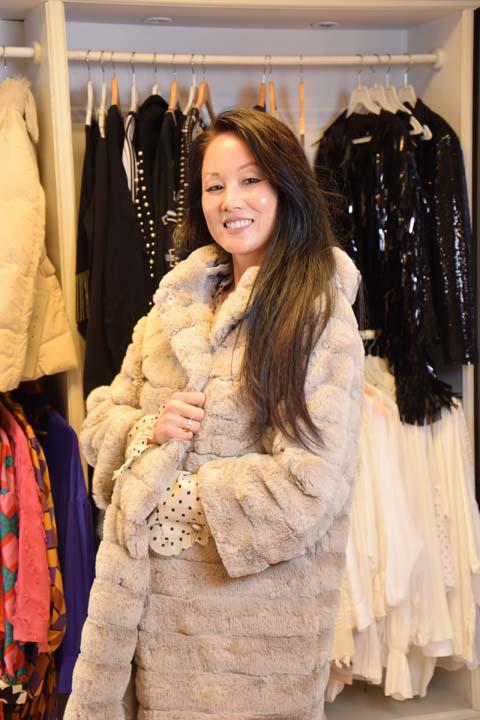 Sussy Park, actriz y productora hollywoodense