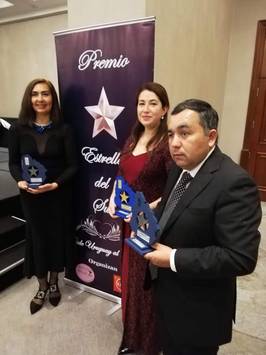 premio de la Estrella del Sur de Uruguay