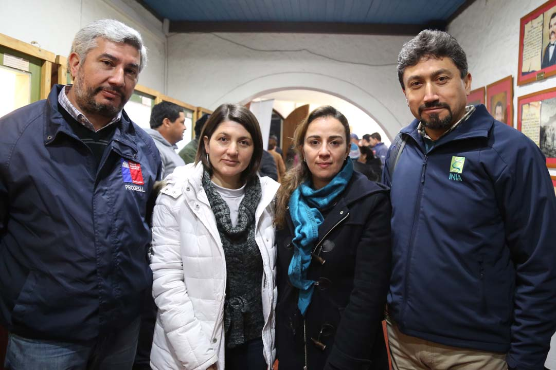 """Photo of Seminario """"Cultivo de hortalizas, producción limpia e inocua de alimentos para el consumo"""" en Chillán Viejo"""