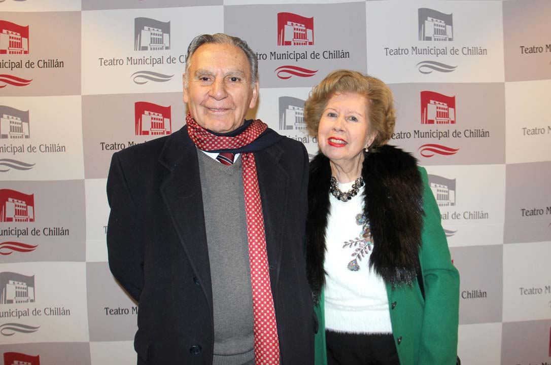 Alberto Belmar y Bessie León