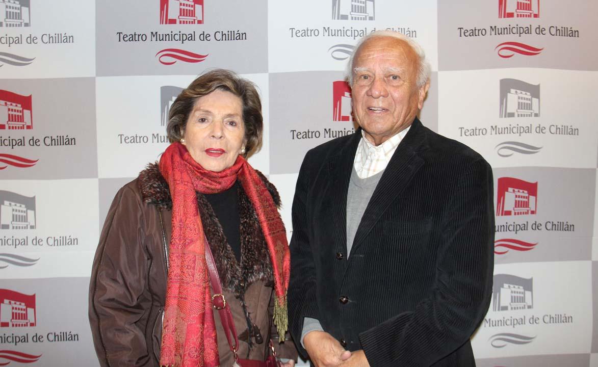Alicia Castillo y Luis Guzmán Molina