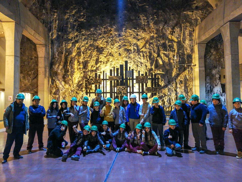 Photo of Tour de la Energía de Colbún