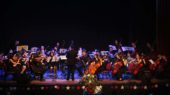 Jóvenes de la Provincia de Biobío brindaron concierto de Fiestas Patrias