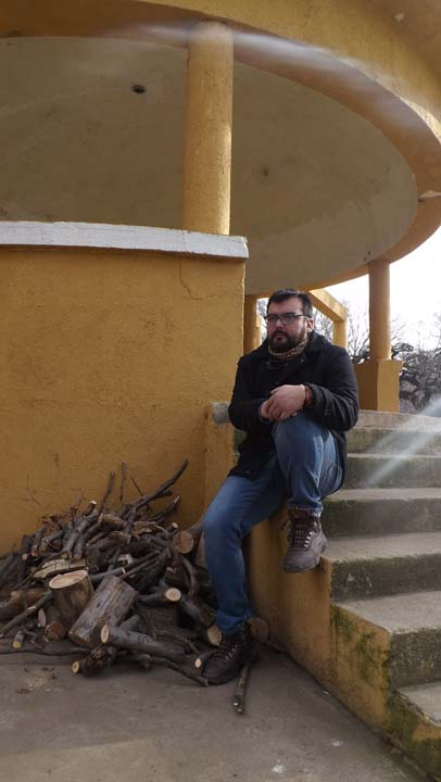César Belmar Bascur, dramaturgo angelino
