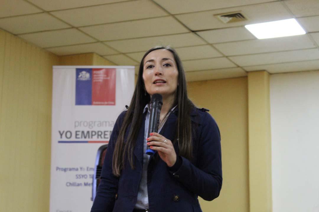 Emprendedores de FOSIS comenzaron con el fortalecimiento de sus ideas de negocio