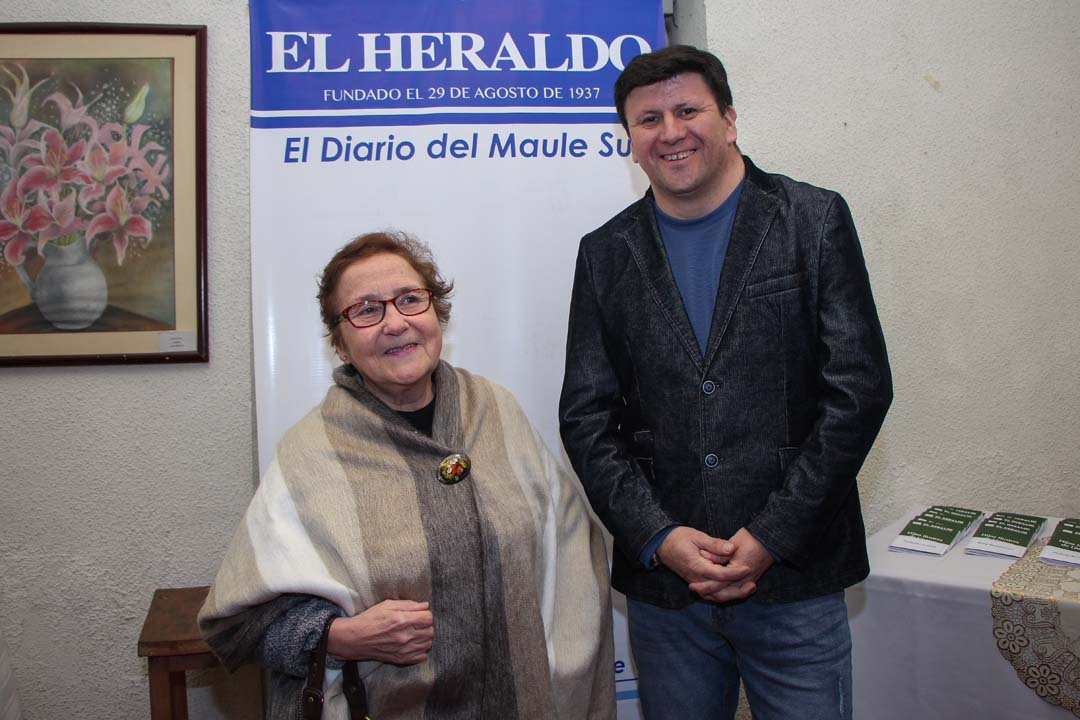 Isabel Vergara y Gerardo Domínguez