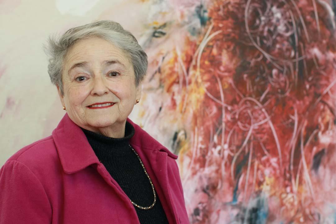 Marcela Rosen Carvajal, gestora cultural