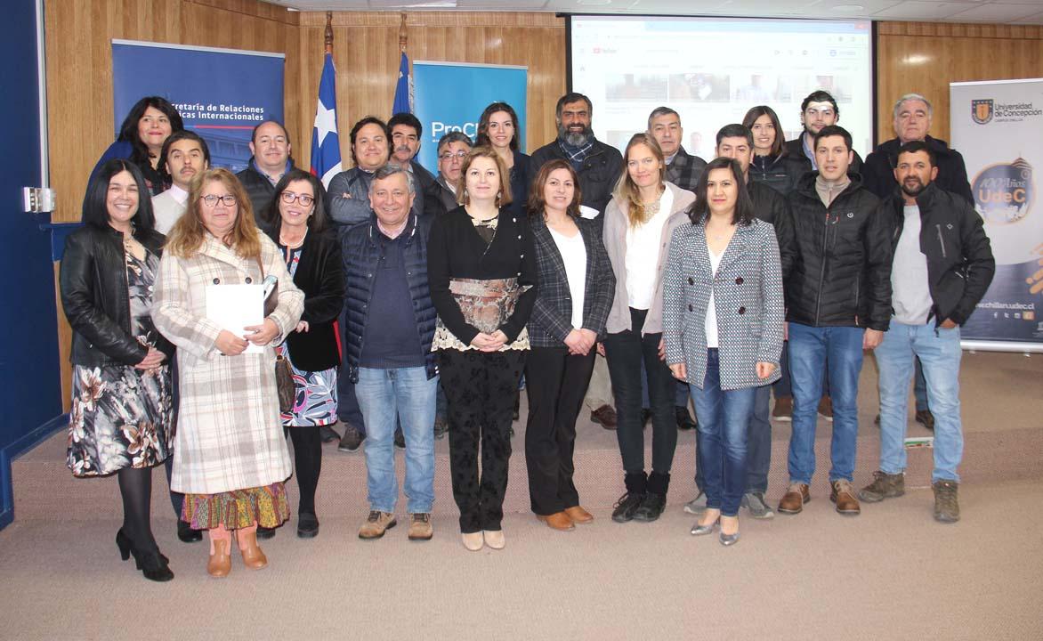 """Photo of Seminario """"Oportunidades de Negocios para Ñuble en Medio Oriente y Norte de África"""""""