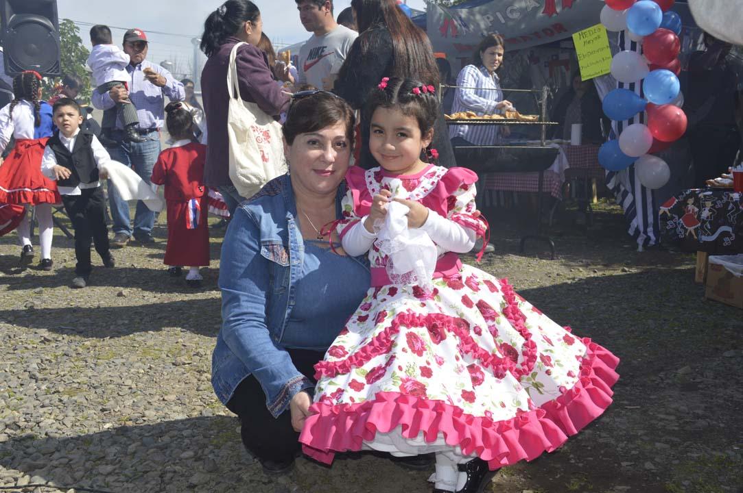 Maritza Rojas y Amparo Hermosilla