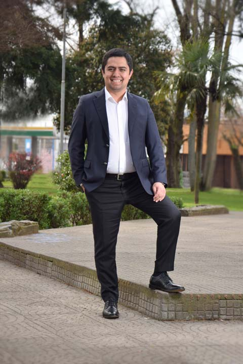 Enrique Rivas, Seremi de Energía Ñuble