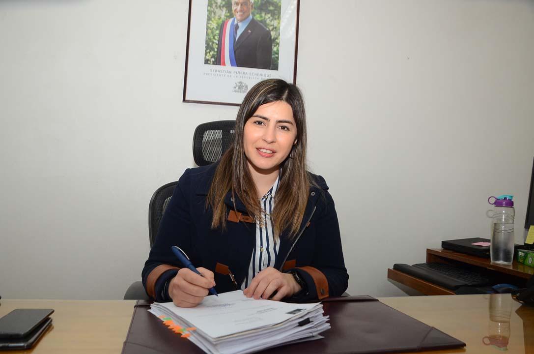 Francisca Calquín Burgos