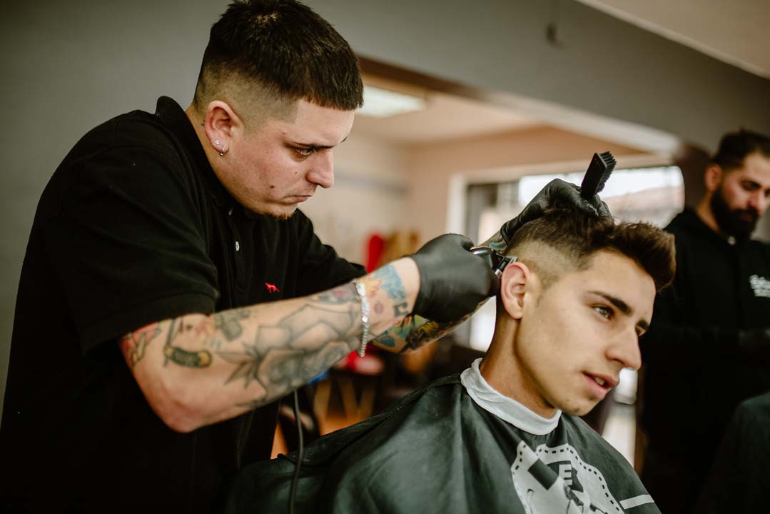 Barberías Brotherhood