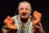 Mauricio Cepeda, actor y director teatral es Patch Adams
