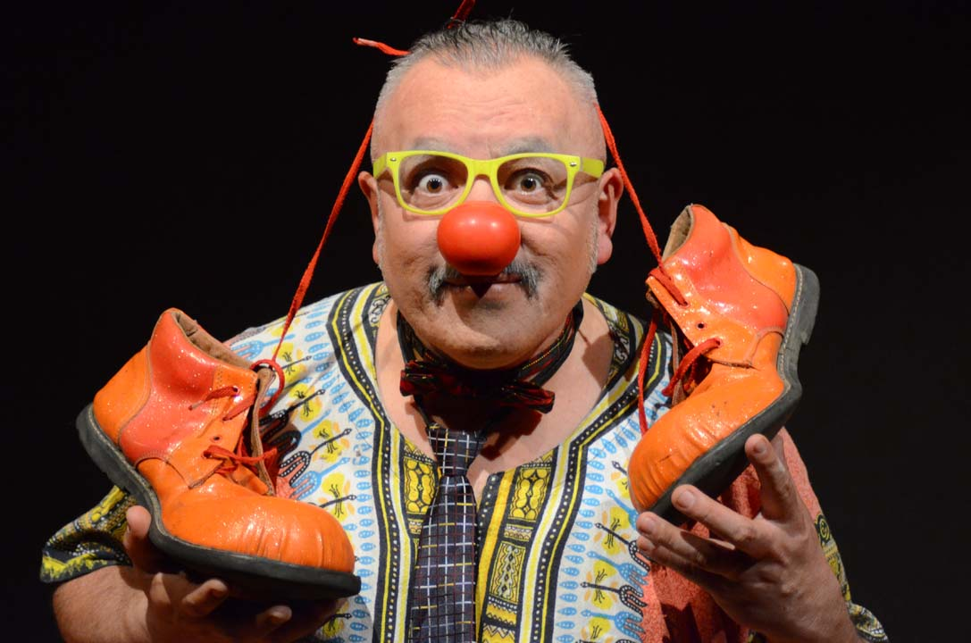 Photo of Mauricio Cepeda, actor y director teatral es Patch Adams