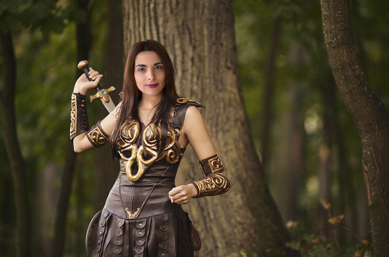 Photo of Xena, la princesa guerrera
