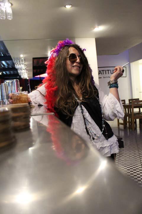 María Cecilia Moraga es Janis Joplin
