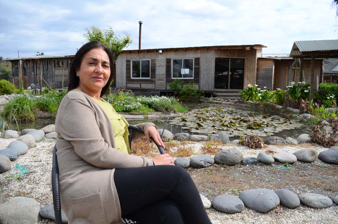 Verónica Villagrán, empresaria