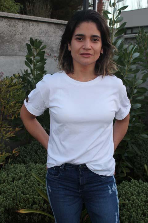 Francisca Guzmán Buchón, abogada