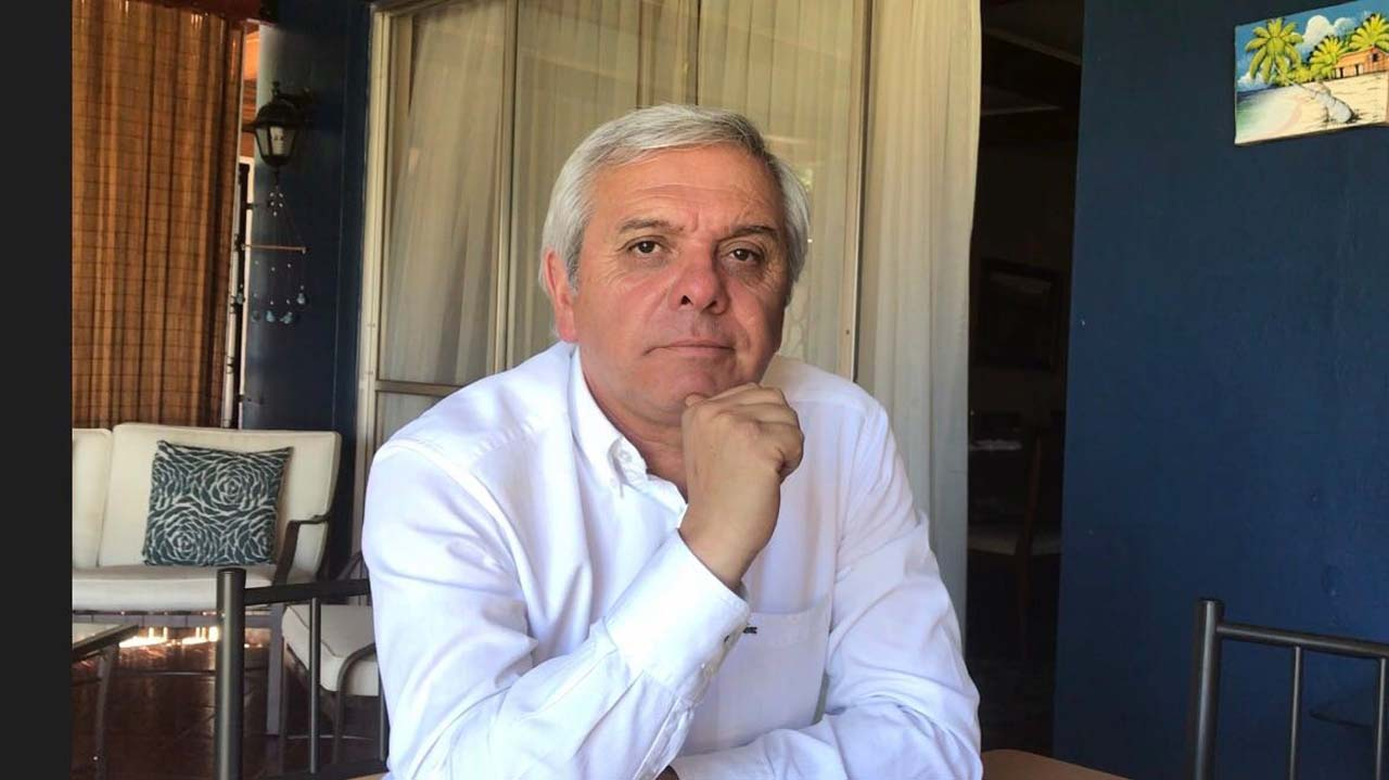 Photo of César Muñoz Vergara, Consejero Regional del Maule