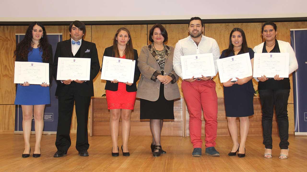 Photo of FACSA UBB tituló a profesionales de la carrera de Ingeniería en Alimentos