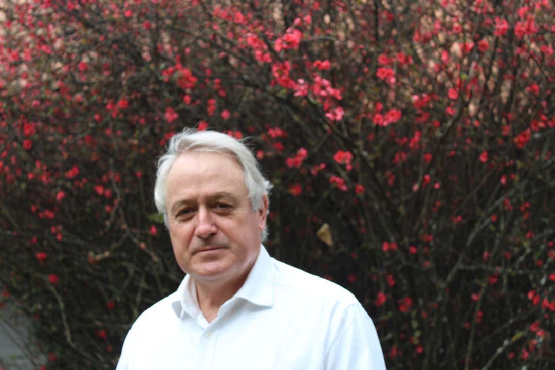José Miguel Stegmeier, agricultor