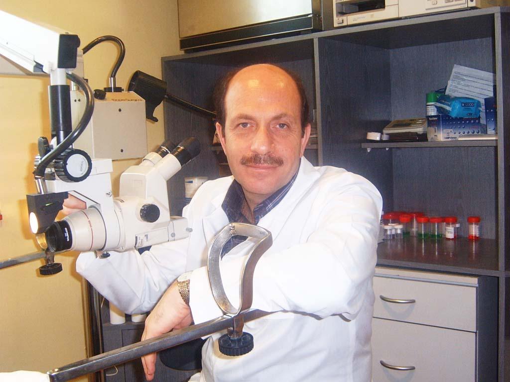 José Luis Lama, ginecobstetra