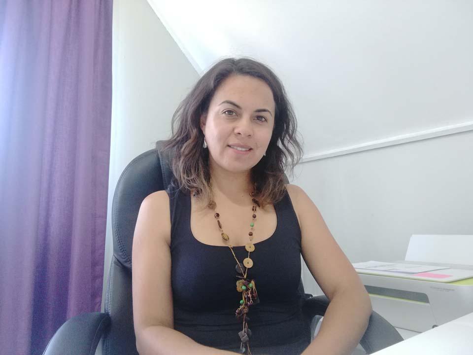 Fabiola Mardones, psicóloga