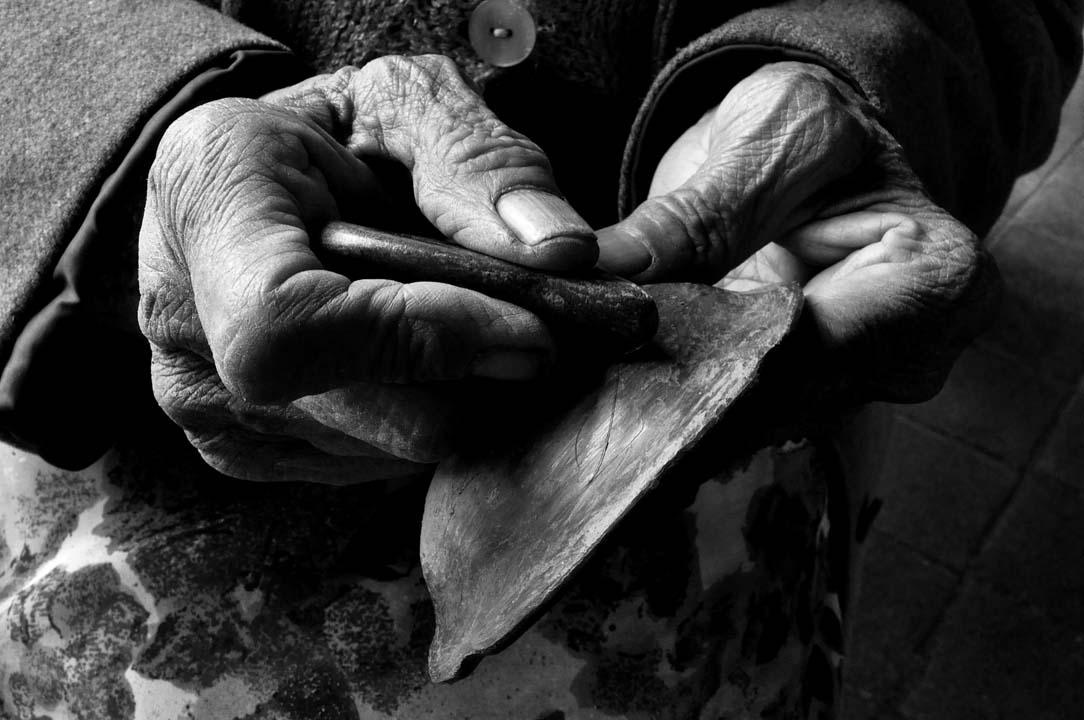 manos de Quinchamali