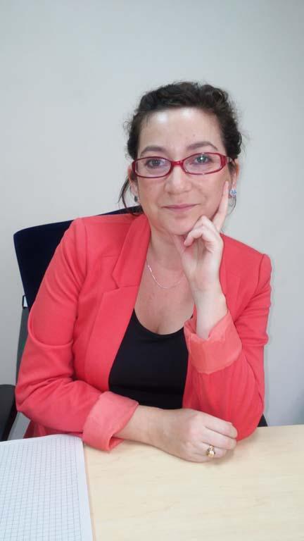 Paula bustos, Psicóloga