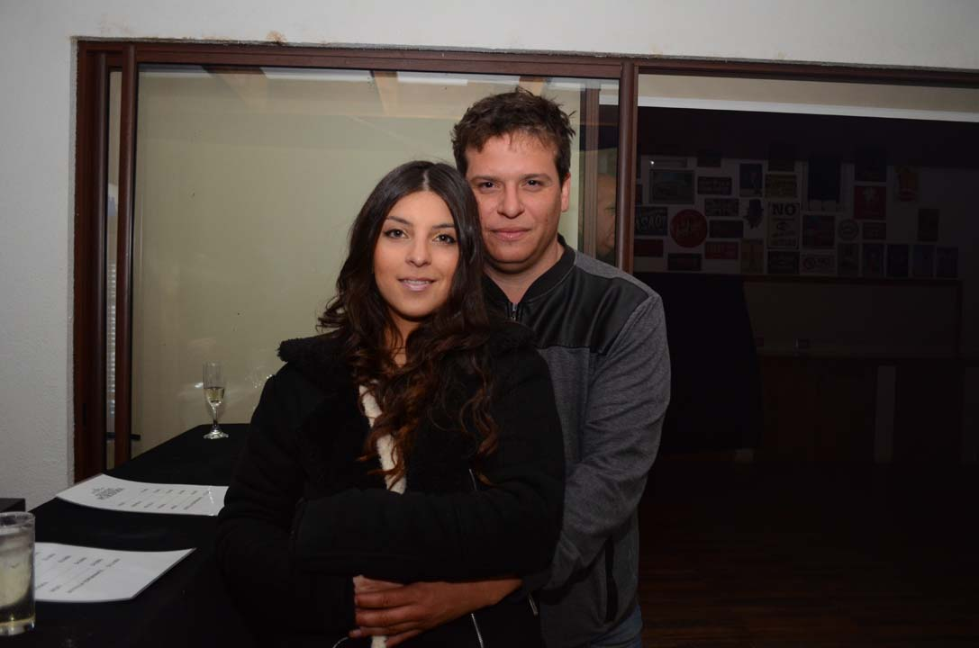 Valentina Villa y Álvaro Vildósola