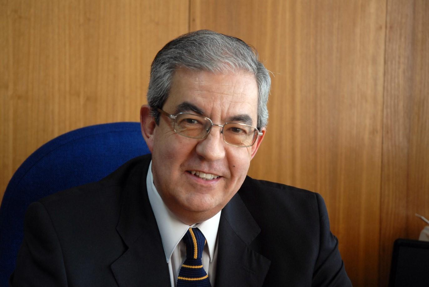 Emilio Moyano, académico de Universidad de Talca