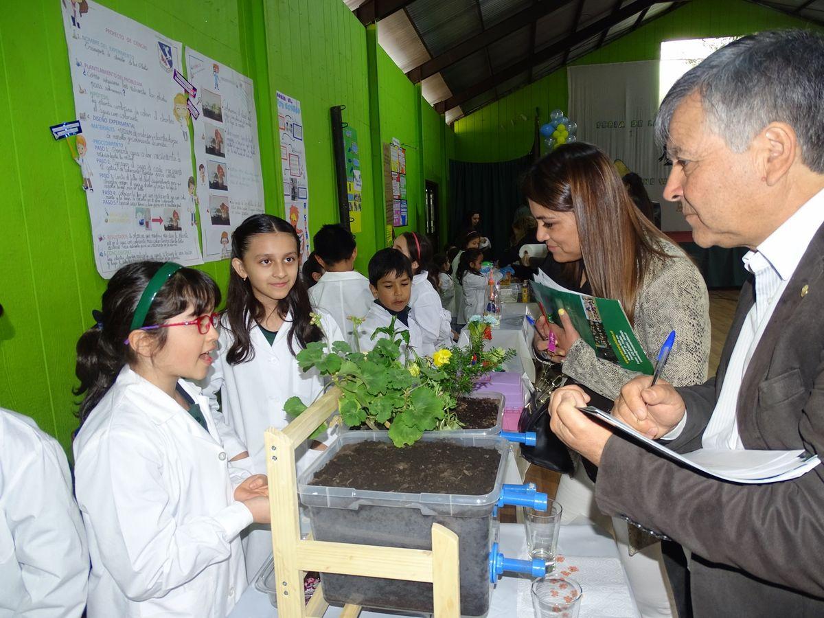 The Wessex School Chillán realizó Feria de la Ciencia y Tecnología 2019