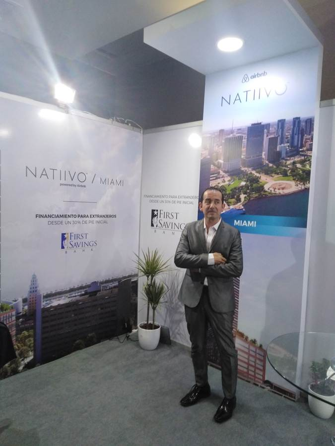 Mauricio Leiva, presidente París Business & Real Estate
