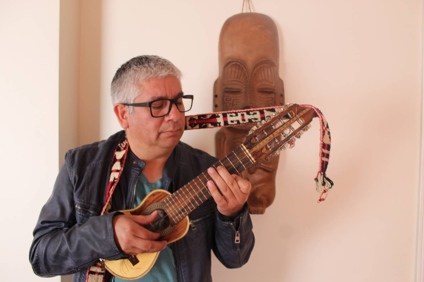 Photo of Miguel Ángel Rivera, músico y productor angelino